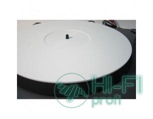 Мат акриловый для опорного диска винилового проигрывателя Tonar Pure White Perspex Mat art.5976