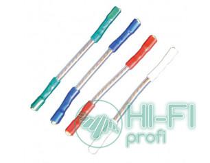 Комплект кабелей для крепления картриджа Tonar Headshell Wire Cu-Litz OFC