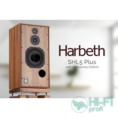 Акустическая система Harbeth Super HL5plus 40th Anniversary Edition