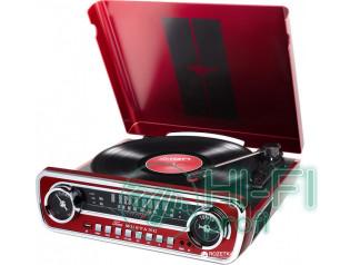 Проигрыватель винила ION Mustang LP Red