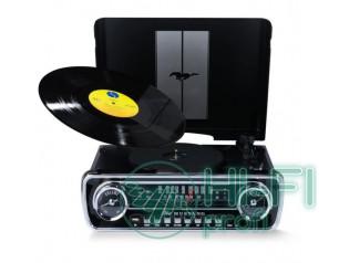 Програвач вінілу ION Mustang LP Black
