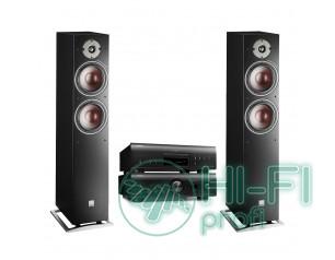 Комплект CD/SACD-плеер Denon DCD-1600NE + стерео-усилитель Denon PMA-1600NE + DA..