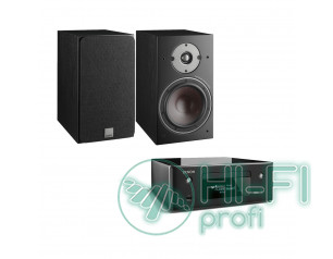 Комплект мережевий CD-ресивер Denon CEOL RCD-N10 + Акустична пара DALI Oberon 3