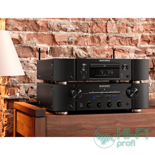Стерео комплект Интегральный усилитель MARANTZ PM8006 + Медиаплеер сетевой с SACD приводом Marantz ND 8006