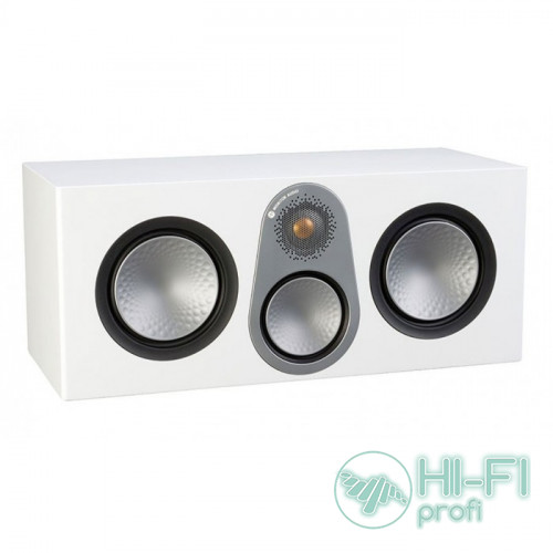 Акустическая система Monitor Audio Silver Series C350 Satin White