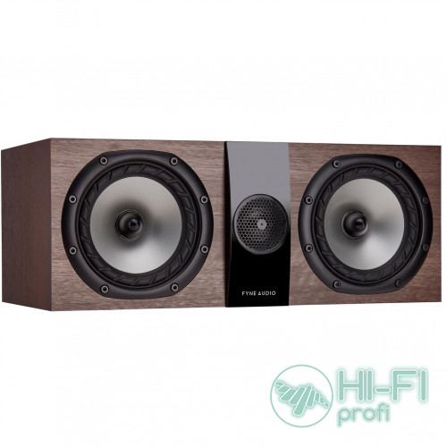 Акустична система Fyne Audio F300C Walnut