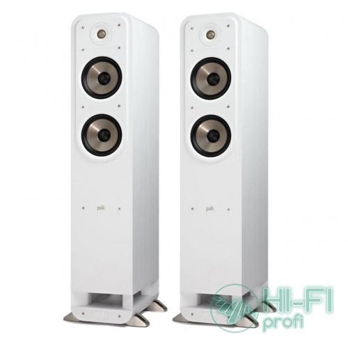 Акустическая система Polk Audio Signature S55e White