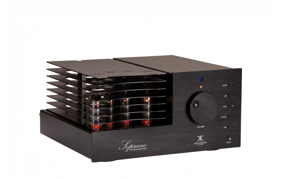 Synthesis Soprano 12W A Class Integrated Stereo Amplifier