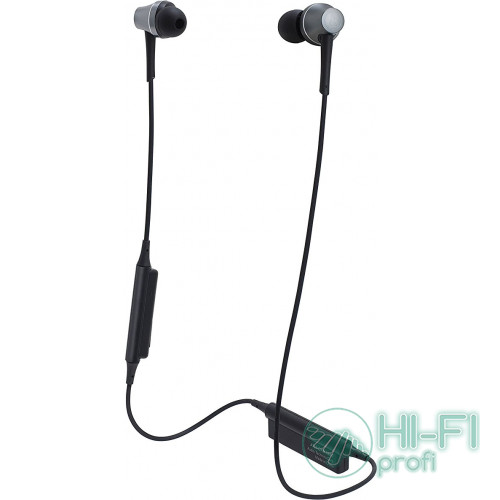 Наушники беспроводные Audio-Technica ATH-CKR75BTGM