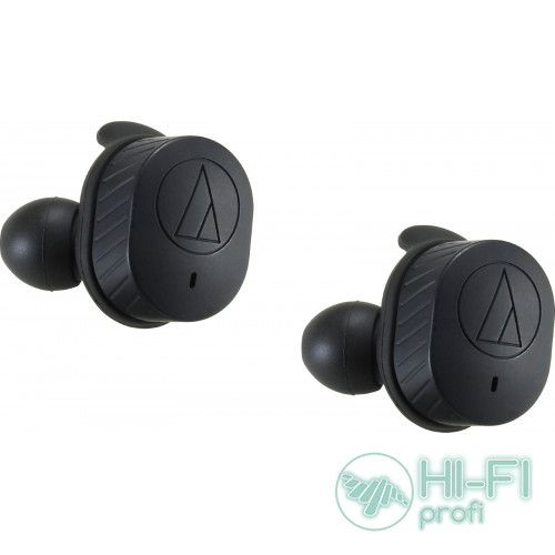 Наушники беспроводные Audio-Technica ATH-SPORT7TWBK