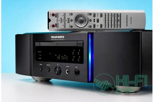 Преміум CD / SACD-плеєр Marantz SA-10. Огляд журналу What Hi-Fi.