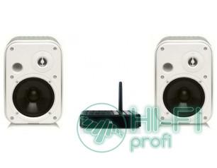 Акустическая система JBL CONTROL 2.4G white пара беспроводная акустика
