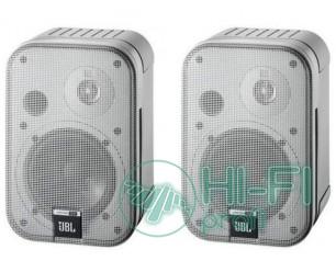 Акустическая система JBL CONTROL ONE SI серебро пара