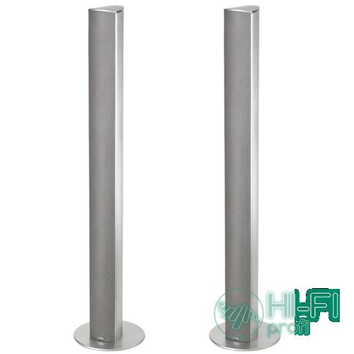 Акустическая система Magnat Needle Super Alu Tower silver aluminium