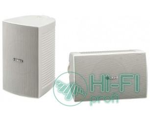 Акустическая система YAMAHA NS-AW294 white пара (всепогодная акустика)