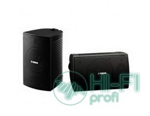 Акустическая система YAMAHA NS-AW294 black пара (всепогодная акустика)