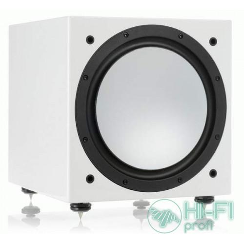 Сабвуфер Monitor Audio Silver W12 White Gloss