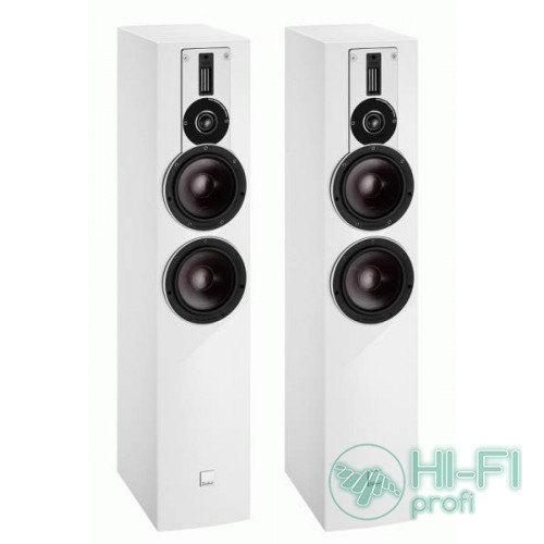 Акустическая система DALI Rubicon 6 White High Gloss