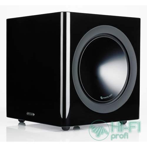 Сабвуфер Monitor Audio Radius 390 Black Gloss