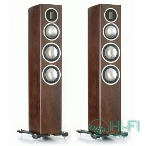 Акустическая система Monitor Audio Gold 200 пара Dark Walnut