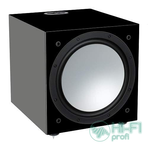 Сабвуфер Monitor Audio Silver Series W12 Black Gloss