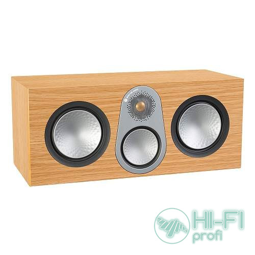 Акустическая система Monitor Audio Silver Series C350 Black Natural Oak