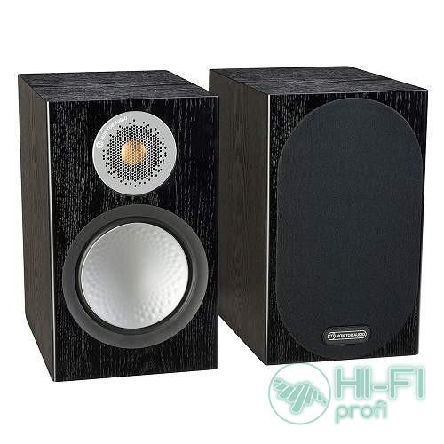 Акустическая система Monitor Audio Silver Series 50 Black Oak