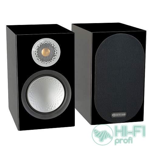 Акустическая система Monitor Audio Silver Series 50 Black Gloss