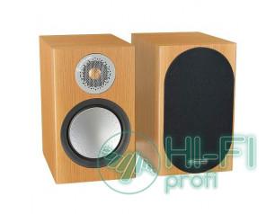 Акустическая система Monitor Audio Silver Series 50 Black Natural Oak