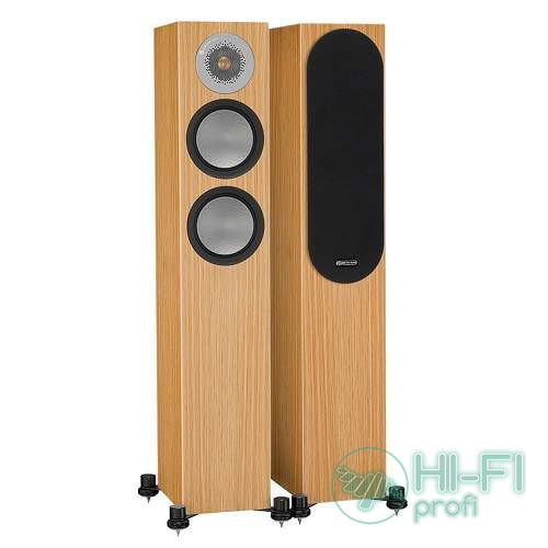 Акустическая система Monitor Audio Silver Series 200 Natural Oak