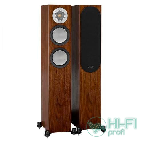 Акустическая система Monitor Audio Silver Series 200 Walnut