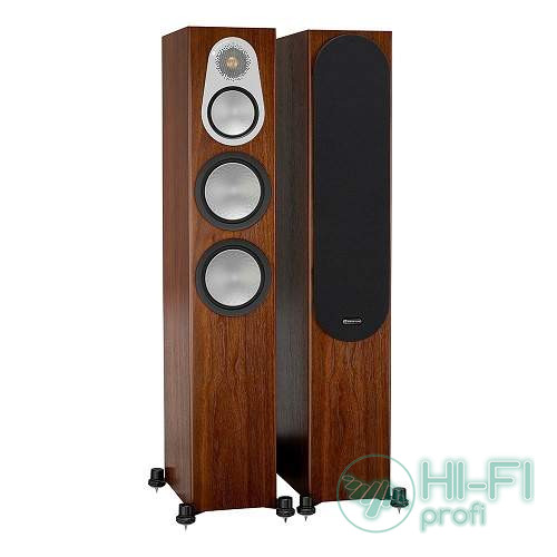 Акустическая система Monitor Audio Silver Series 300 Walnut