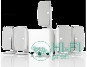 Комплект акустики Dali Fazon 5.1-1 White
