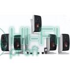 Комплект акустики Dali Fazon 5.1-1 White фото 2