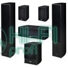 Комплект акустики 5.1 HECO Victa Prime 702 black set фото 3