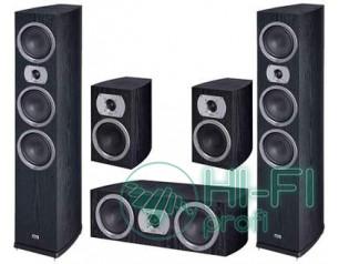 Комплект акустики 5.0 HECO Victa Prime 702 black set