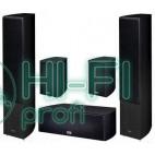 Комплект акустики 5.0 HECO Victa Prime 702 black set фото 3