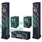 Комплект акустики 5.0 HECO Victa Prime 602 black set фото 2