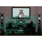 Комплект акустики 5.0 HECO Victa Prime 602 black set фото 3