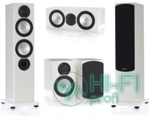 Комплект акустики 5.0 Monitor Audio Silver 6 set Gloss White