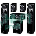 Комплект акустики 5.1 HECO Celan GT 702 + сабвуфер GT Sub 322 HG black фото 2