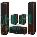Комплект акустики 5.0 HECO Celan GT 902 HG espresso фото 3