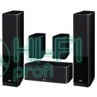Комплект акустики 5.0 HECO Celan GT 502 HG black фото 2