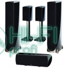Комплект акустики 5.0 Paradigm Studio 100 черный лак фото 2