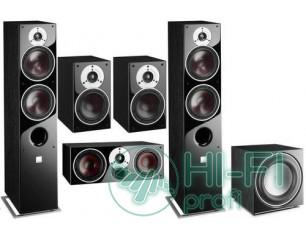 Комплект акустики 5.1 Dali Zensor 7 black set