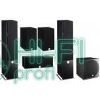 Комплект акустики 5.1 Dali Zensor 5 black set фото 3