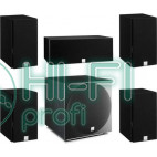 Комплект акустики 5.1 Dali Zensor 1 black set фото 3