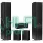 Комплект акустики 5.0 Monitor Audio Reference MR4 set black фото 2