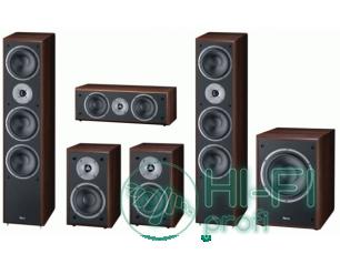 Комплект акустики 5.1 Magnat Monitor Supreme 1002 + сабвуфер Supreme Sub 202A mo..
