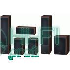 Комплект акустики 5.1 Magnat Monitor Supreme 1002 + сабвуфер Supreme Sub 202A mocca фото 2